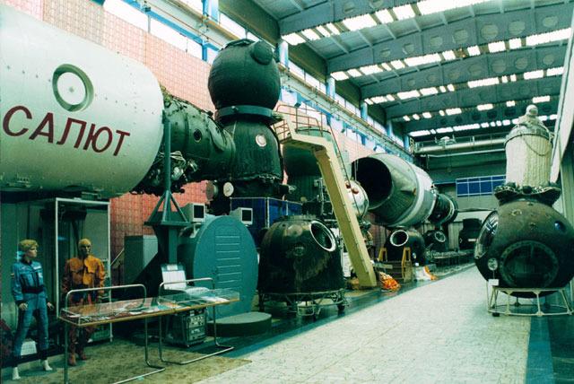 Музей космической техники ЗЭМ РКК «Энергия»