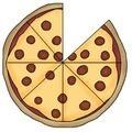 Пиццерии. Рестораны. Итальянская кухня