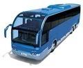Городской и междугородный автобус