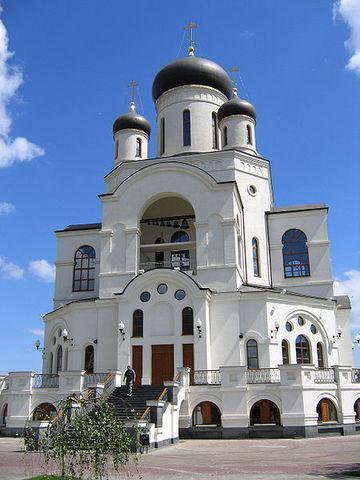 Храм (Собор) Рождества Христова в Мытищах