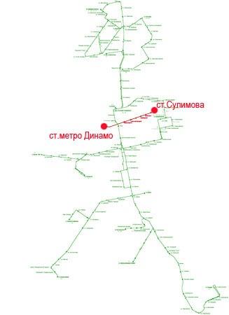 Троллейбусный маршрут № 4 «