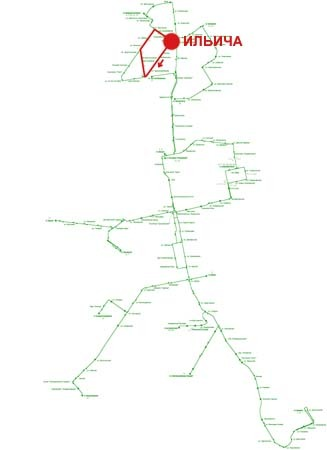 Троллейбусный маршрут № 10 «